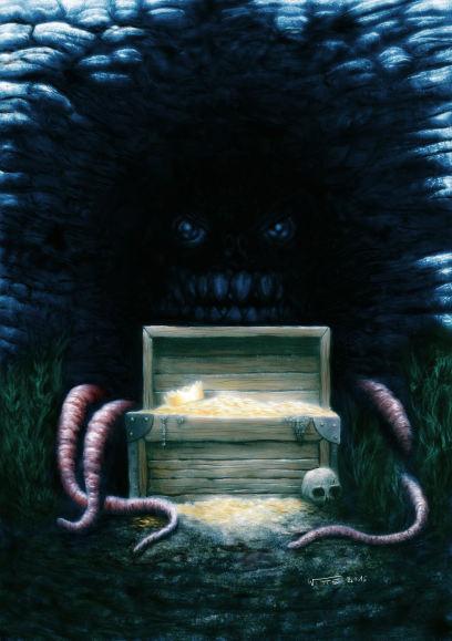 Der Wächter (erstellt mit Manga Studio 5)