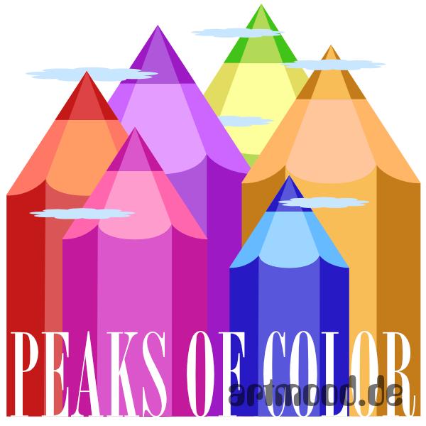 Peaks of Color